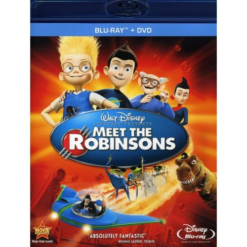Meet The Robinsons (Blu-ray   DVD) (Widescreen)