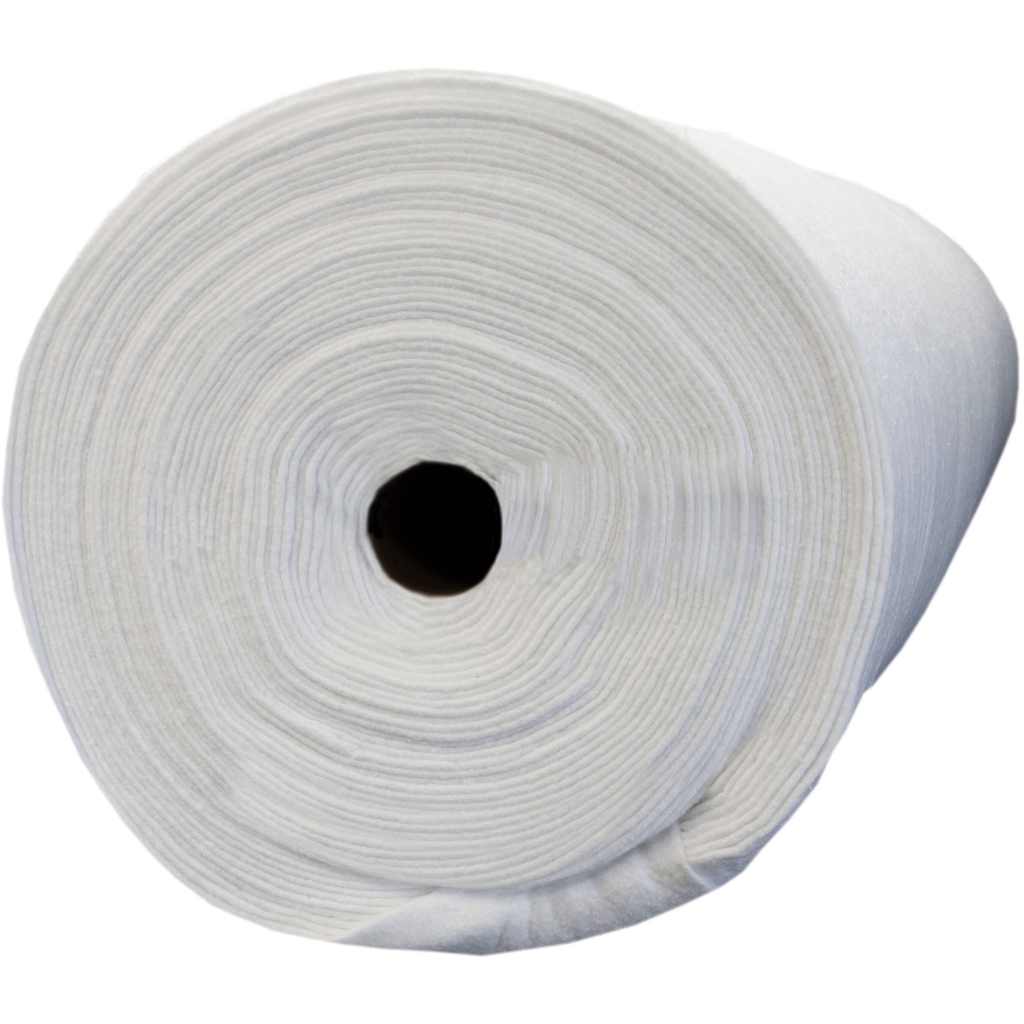 "Pellon Natures Touch 100 Percent White Cotton Batting with Scrim, 96"" Wide, 30 Yard Roll"