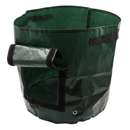 Mosunx DIY Potato Grow Planter PE Cloth Planting Container Bag Thicken Garden Pot (Planting Yukon Gold Potatoes)