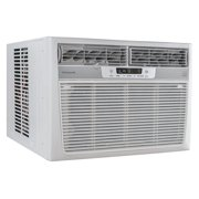 Frigidaire 115 Window Air Conditioner, 15,000 BtuH Cooling, Includes: Pleated Quick Mount Window Kit - FFRE15331