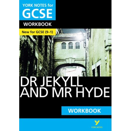 The Strange Case of Dr Jekyll and Mr Hyde: York Notes for GCSE (9-1) Workbook: YNA5 GCSE the Tempest 2016 (Dr Jekyll And Mr Hyde Cliff Notes)