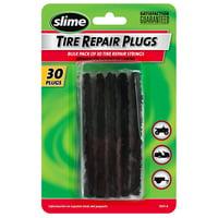 Slime Tire Repair Plugs (Pack of 30) - 1031-A