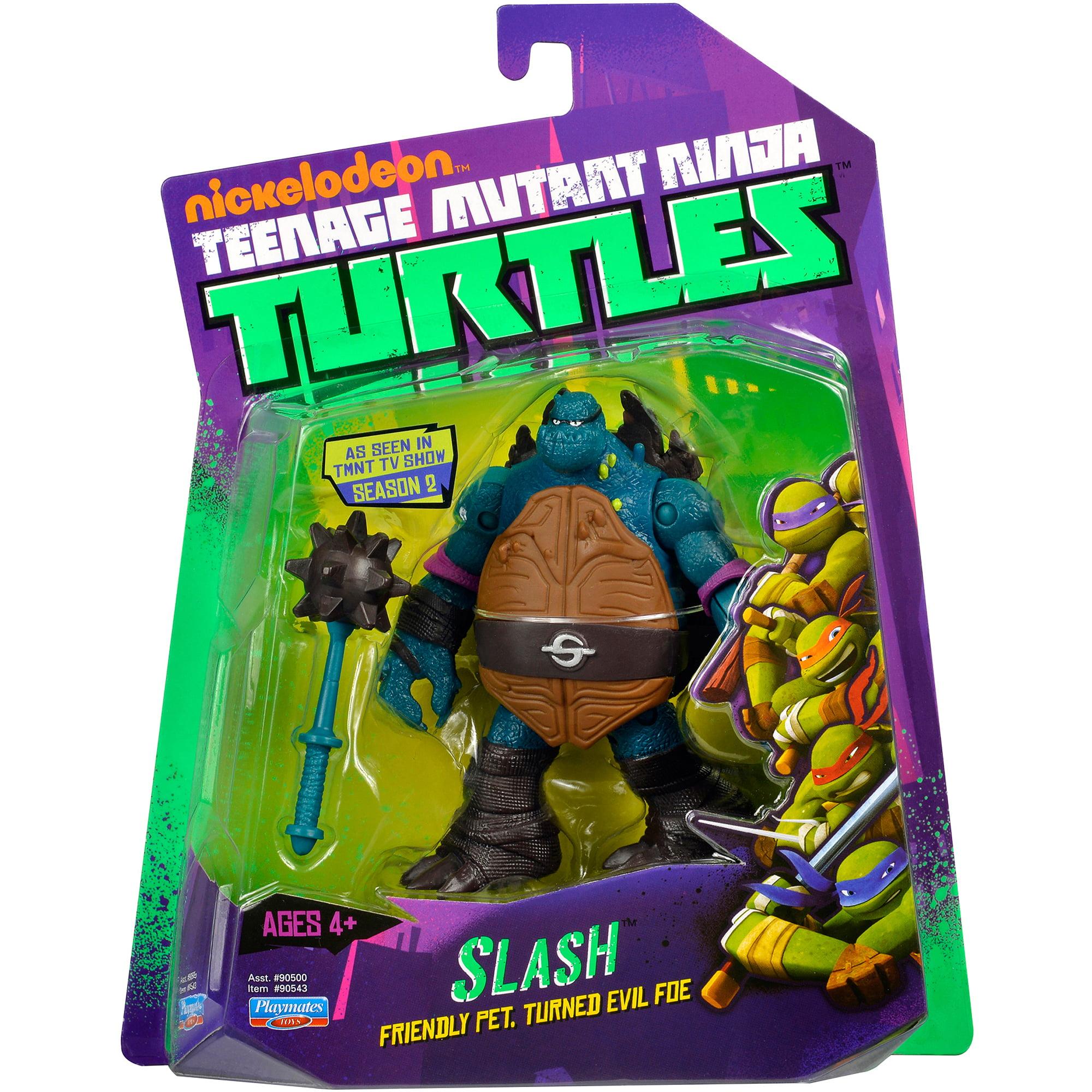 Teenage Mutant Ninja Turtles Slash Action Figure