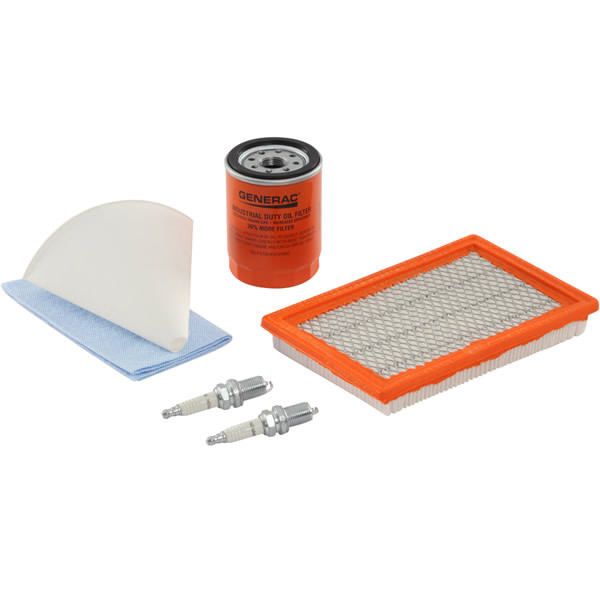 Generac 6485 Scheduled Maintenance Kit for Generac 20 kW Guardian Standby Generators
