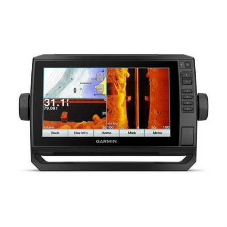 Garmin Fishfinder Protective Cover - Garmin echoMAP Plus 93sv Chartplotter & Fishfinder Combo without Transducer