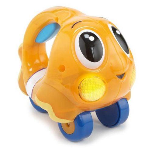 Push 'n Glow Fish - Orange