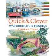 Quick & Clever Watercolor Pencils - eBook