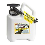 Bare Ground Deluxe system w/ pump sprayer and 1 gallon of liquid deicer