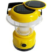 Sintechno Solar Powered Bright 9 LED Emergency Portable Lantern