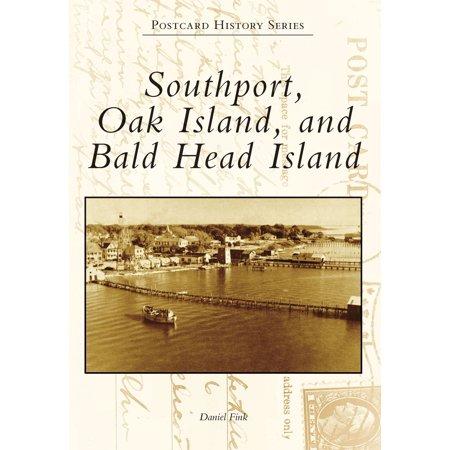 Southport, Oak Island, and Bald Head Island - (Bald Head Island)