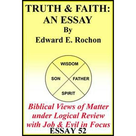an essay on truth
