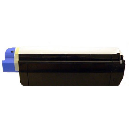 Genuine Okidata Cyan Drum - Universal Inkjet Premium Compatible Okidata 42127407 Cartridge, Cyan