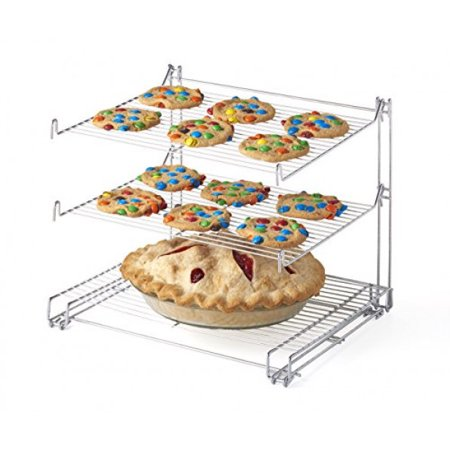 Kovot 3 Tier Cooling Rack Chrome E Saving Vertical Design