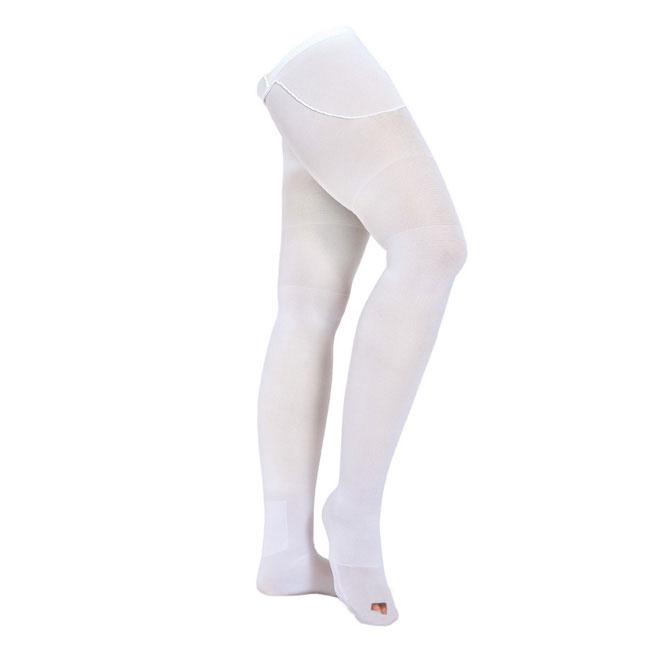 Venosan Anti-Embolism  Inspection Toe Thigh High Stockings - 18mmHg  Long SG570
