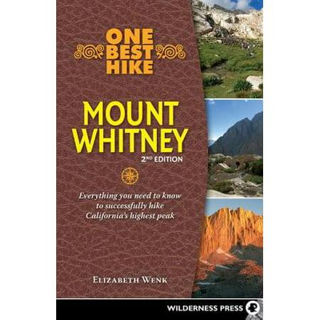 One Best Hike: Mount Whitney - eBook