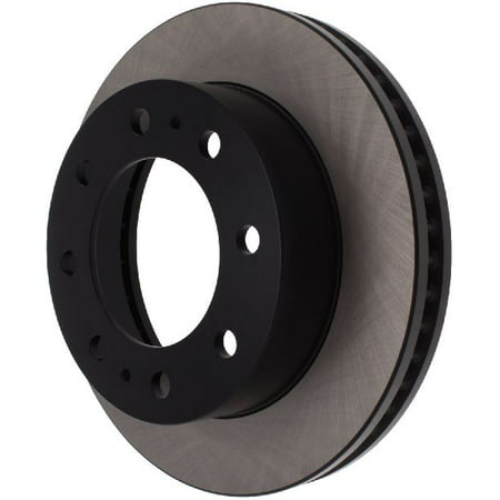 OE Replacement for 2001-2006 GMC Sierra 3500 Front Disc Brake Rotor (Base / SL / SLE / SLT /
