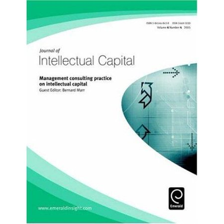 Management Consulting Practice In Intellectual Capital