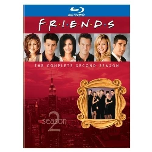 Friends: The Complete Second Season (Blu-ray   Digital HD With UltraViolet) (Widescreen)