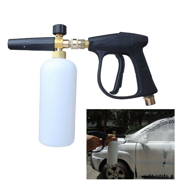 3000 Psi High Pressure Washer Gun Water Jet Snow Foam Lance Cannon Car Cleaning New Walmart Com Walmart Com