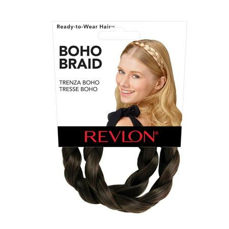 Revlon Boho Braid, Medium Brown (Best Braiding Hair Brand)