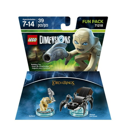 LEGO Dimensions Gollum (Lord of the Rings) Fun Pack (Universal)
