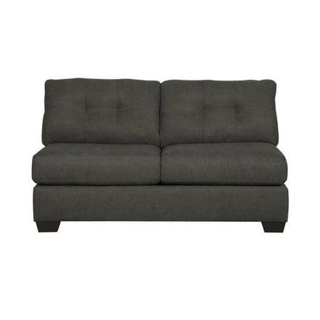 Superb Ashley Furniture Delta City Sleeper Sofa In Steel Download Free Architecture Designs Photstoregrimeyleaguecom