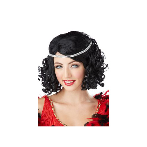 Ritzy Black Wig 70710 California Costume Collections