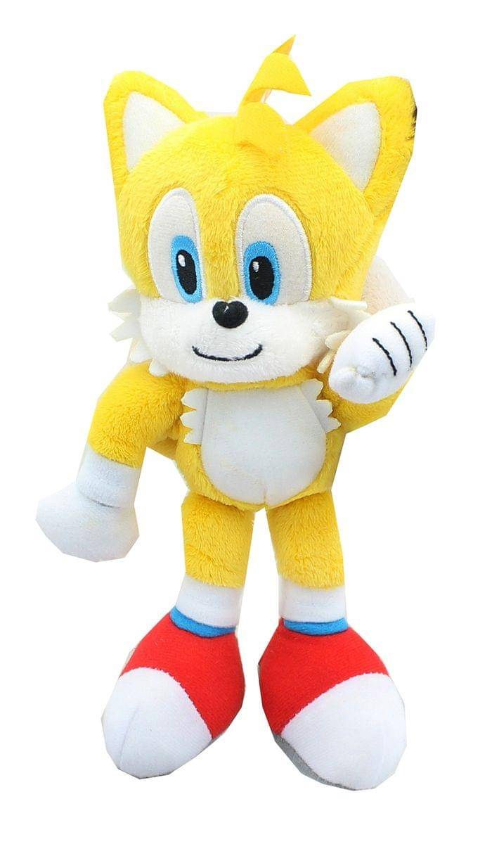 Sonic The Hedgehog 8-Inch Plush Tails by TOMY