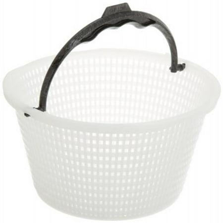 Renegade Skimmer (Waterway 542-3240B White Skimmer Basket Replacement for select Waterway Renegade Pool and Spa)
