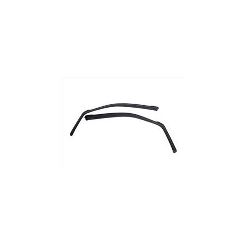 EGR 563011 SlimLine In-Channel WindowVisors Smoke Set of 2