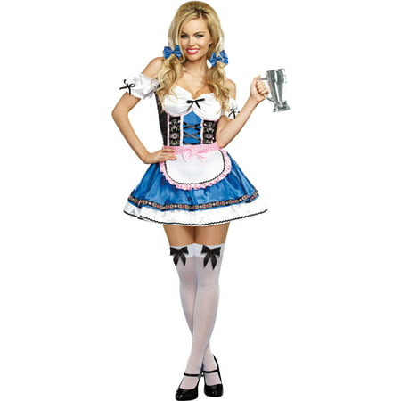 Happy New Beer Women's Adult Halloween Costume