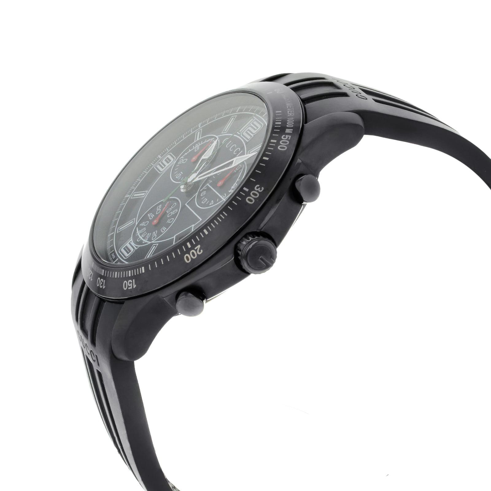 4de75c780 Gucci - Gucci 126 YA126206 G-Timeless Stainless Steel Chronograph Quartz  Men s Watch (Pre-owned) - Walmart.com