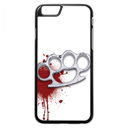 Brass Knuckles iPhone 6 Case