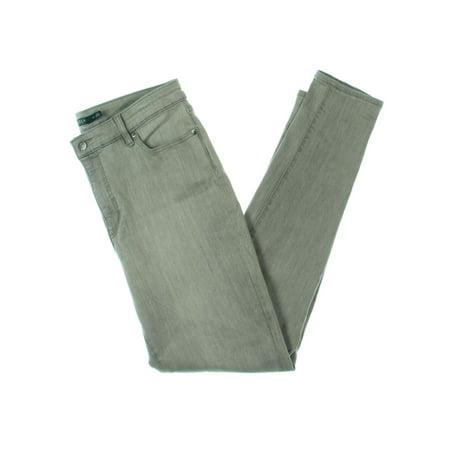 Lauren Ralph Lauren Women's Premier Skinny Jeans (8, Grey)