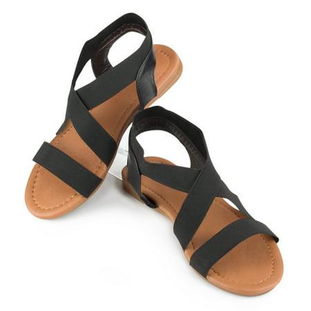 Phoebecat Sandals for Women, Women