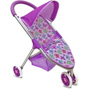 Jc Toys My Sweet Love 20 Quot Baby Doll Pink Onesie Walmart Com