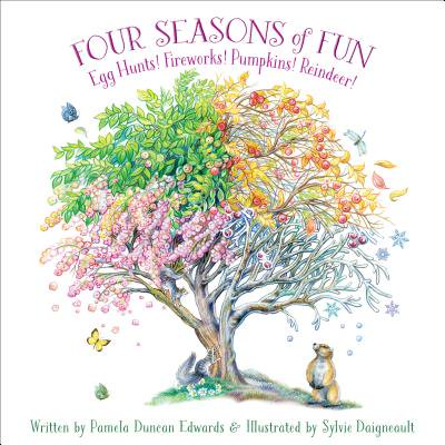 - Four Seasons of Fun : Egg Hunts! Fireworks! Pumpkins! Reindeer!