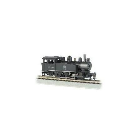 Bachmann Industries 060 Porter Side Tank Dcc Equipped Locomotive Santa Fe # 2240 HO Scale Train Car