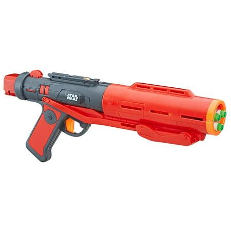 Star Wars Nerf Imperial Death Trooper Deluxe Blaster - Star Wars Nerf Guns