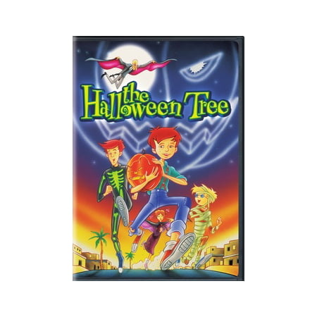 The Halloween Tree (DVD) - Rated R Halloween Movies