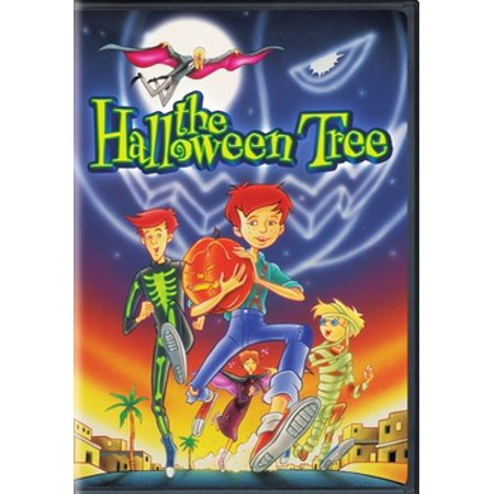 The Halloween Tree (DVD) - 30 Days Of Halloween Movies