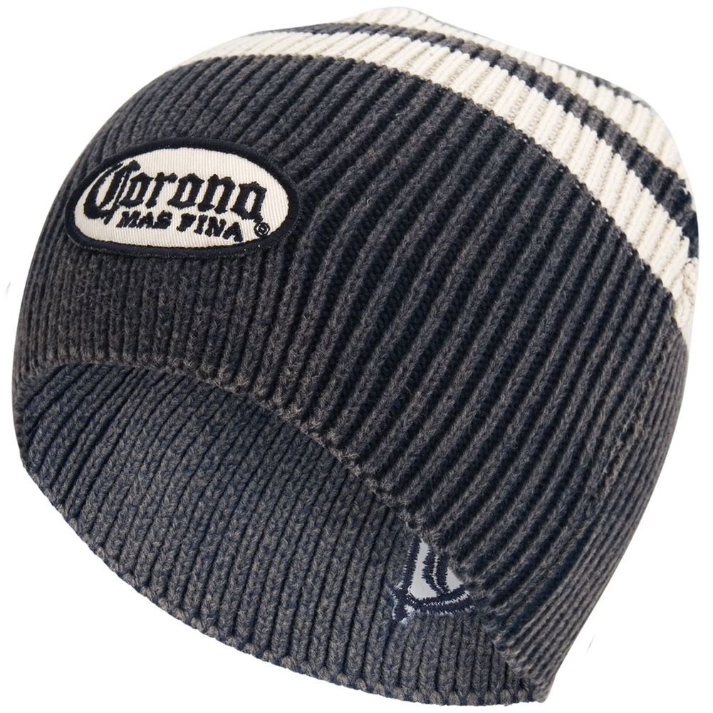 Corona - Logo Washed Knit Beanie