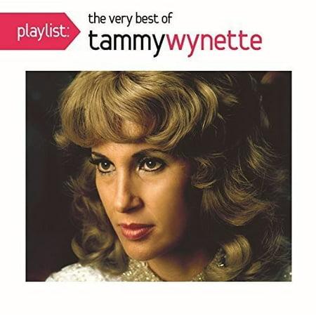 Playlist  The Very Best Of Tammy Wynette