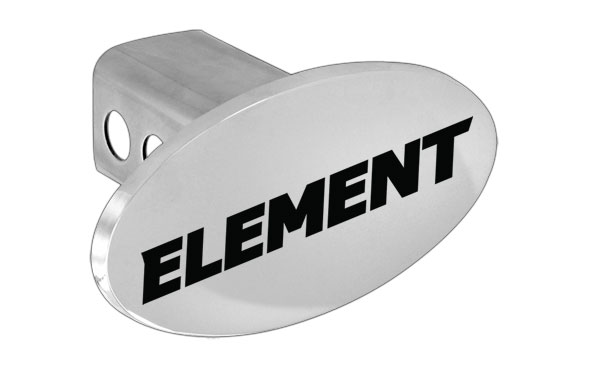 Honda Element Officially Licensed Metal Trailer Tow Hitch Cover Plug