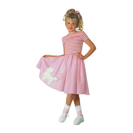 Child Nifty Fifties Costume - Fifties Halloween Costumes