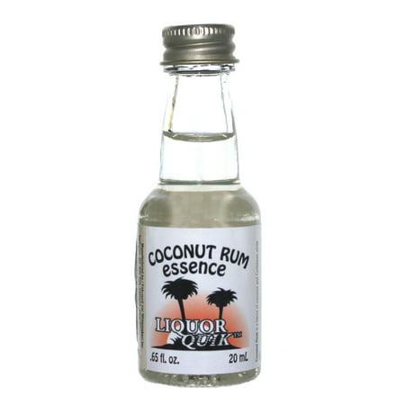 Halloween Punch With Coconut Rum (Liquor Quik Natural Rum Essence 20 mL (Coconut)