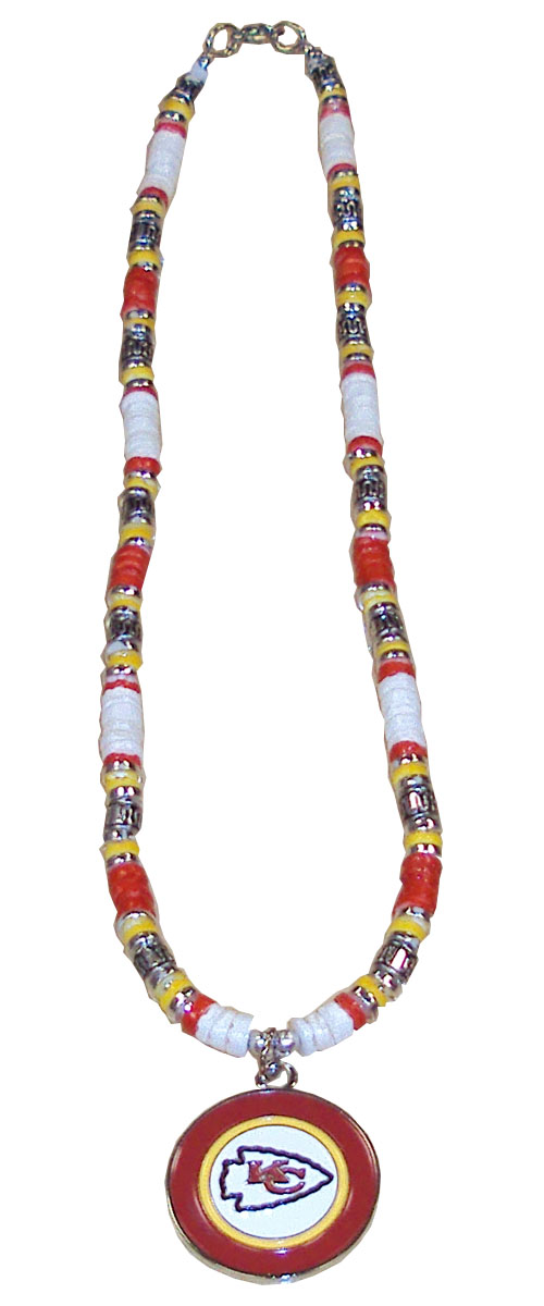 NFL Shell Necklace by Simran
