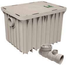 Endura Grease Trap 25 Gpm / 50 Lbs