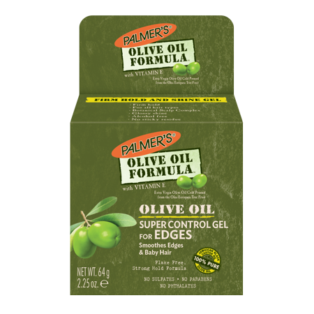 Palmer's Olive Oil Formula Super Control Edge Hold Hair Gel with Vitamin E,