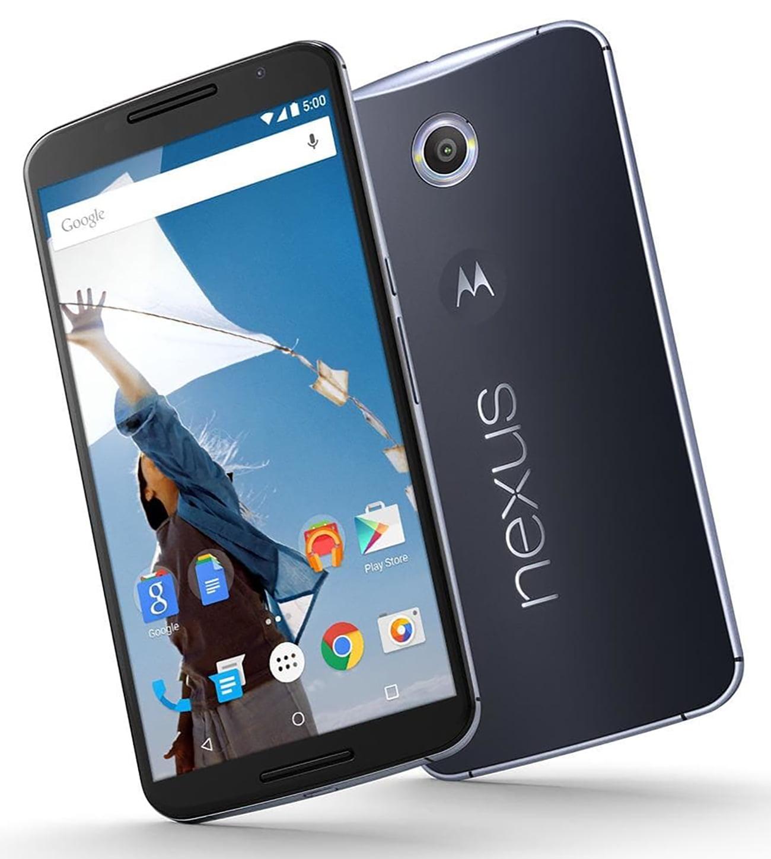 Motorola Nexus 6 XT1103 32GB Unlocked GSM Quad-Core Android Phone w  13MP Camera Midnight Blue (Refurbished) by MOTOROLA
